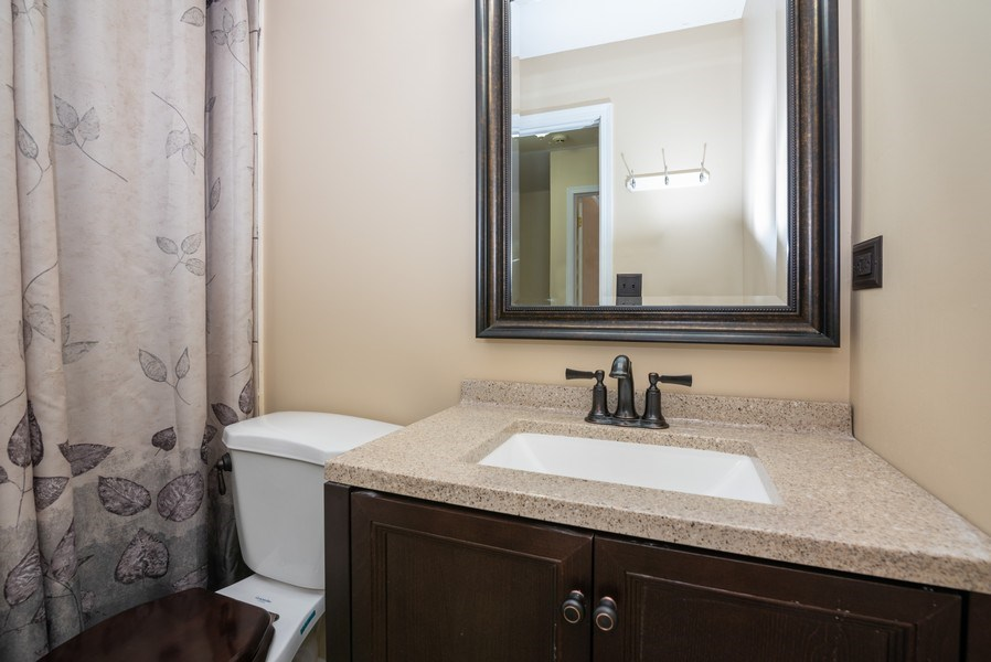 Real Estate Photography - 1065 MEGHAN Avenue, Algonquin, IL, 60102 - 2nd Bathroom