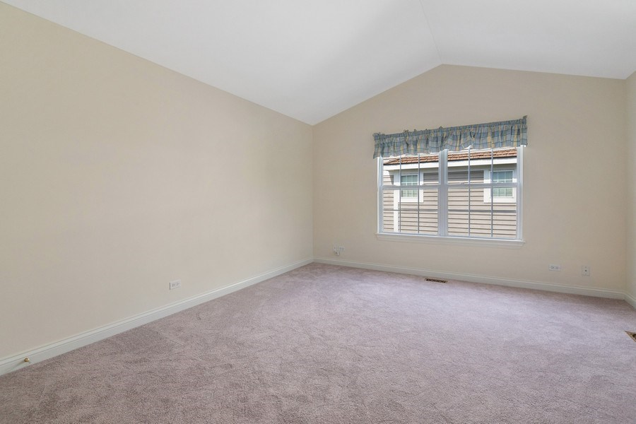 Real Estate Photography - 2315 Chestnut Avenue, Glenview, IL, 60026 - 3rd Bedroom