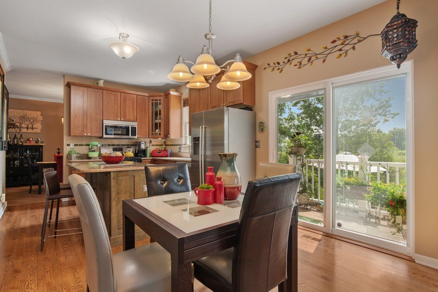 Real Estate Photography - 866 Deer Path Drive, Antioch, IL, 60002 - Kitchen