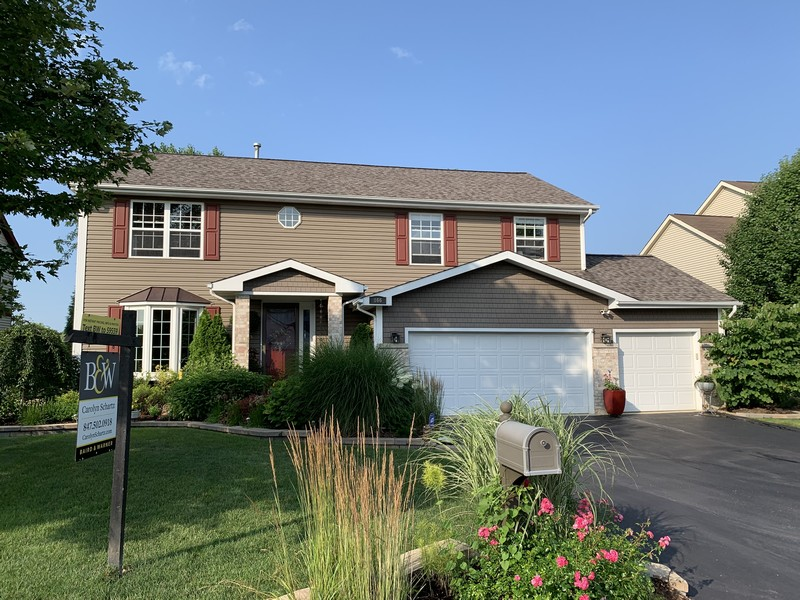 Real Estate Photography - 866 Deer Path Drive, Antioch, IL, 60002 -