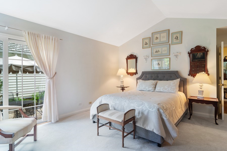 Real Estate Photography - 489 Park Barrington Drive, Barrington, IL, 60010 - Master Bedroom