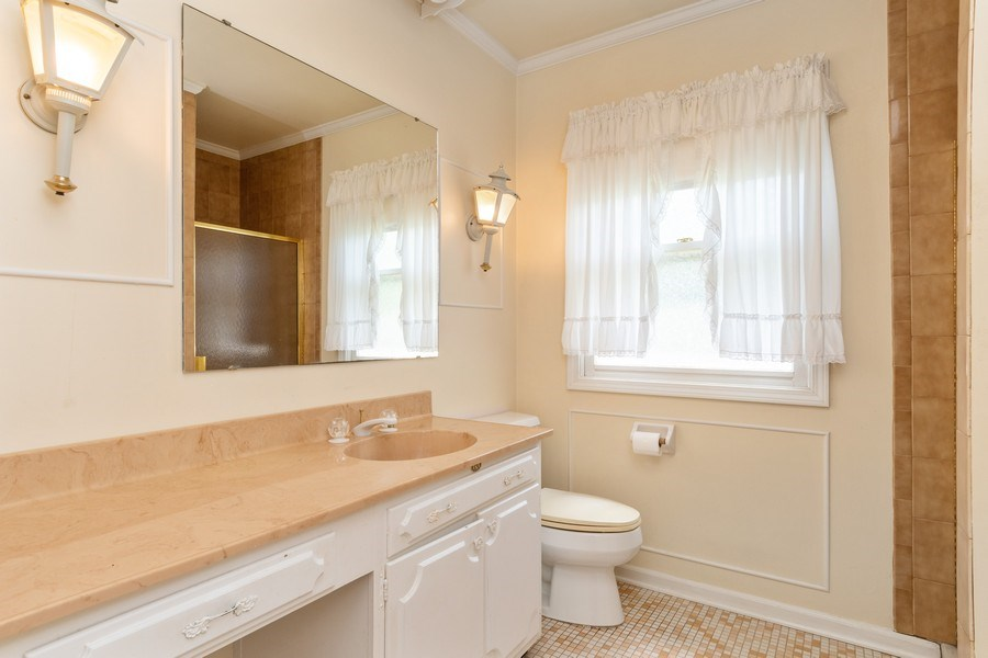 Real Estate Photography - 1117 Birkdale Court, Naperville, IL, 60563 - Master Bathroom