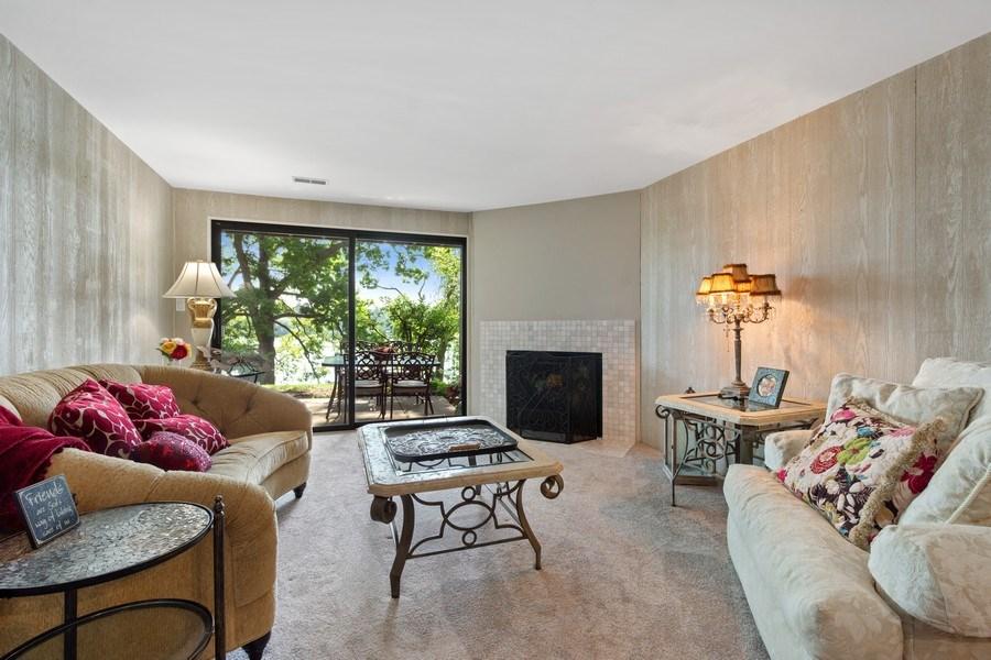 Real Estate Photography - 163 N. Shoreline Road, Lake Barrington, IL, 60010 - Basement