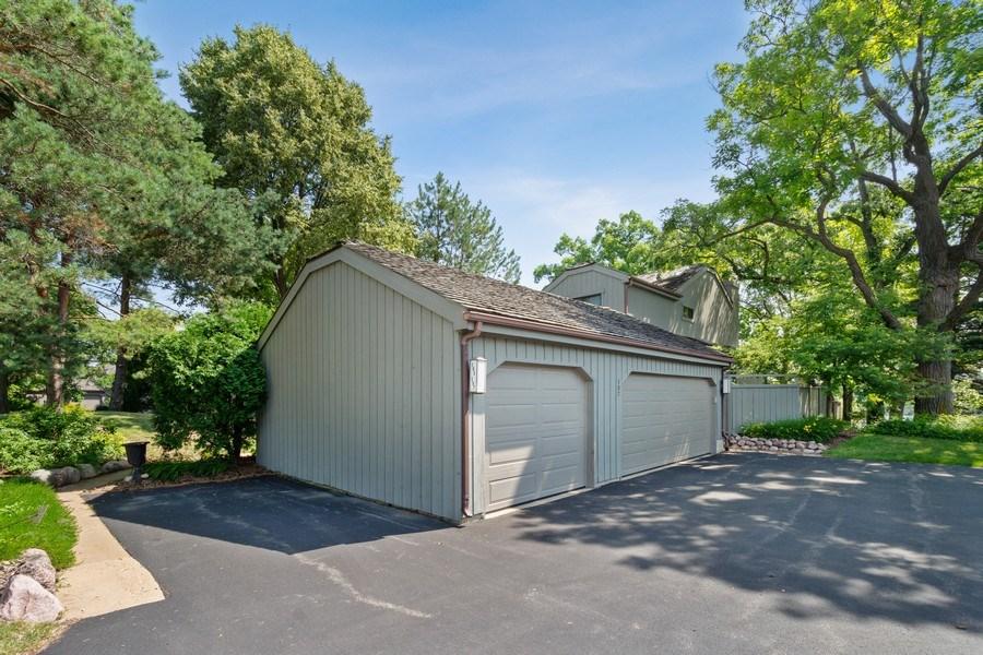 Real Estate Photography - 163 N. Shoreline Road, Lake Barrington, IL, 60010 - Garage