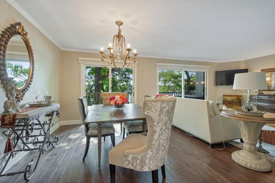 Real Estate Photography - 163 N. Shoreline Road, Lake Barrington, IL, 60010 - Dining Area 2