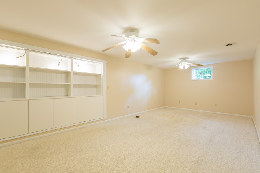 Real Estate Photography - 1305 Gaslight Drive, Algonquin, IL, 60102 - Play / Recreational Room