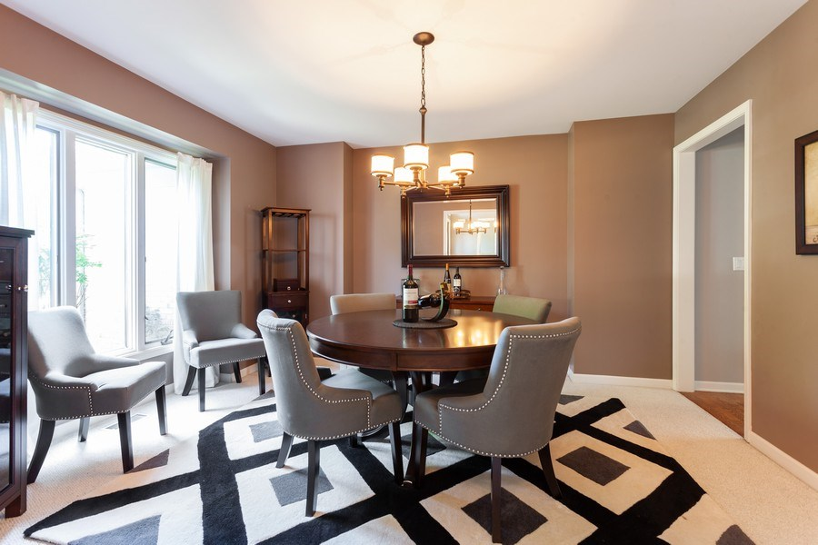 Real Estate Photography - 7 Fenview Ct, Bolingbrook, IL, 60440 - Dining Room