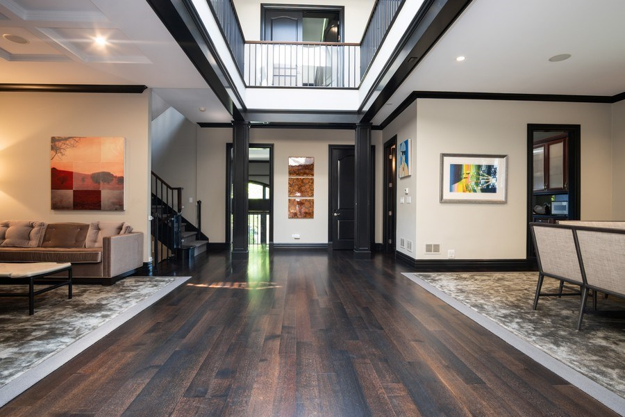 Real Estate Photography - 1717 N. HERMITAGE Avenue, Chicago, IL, 60622 - Entrance