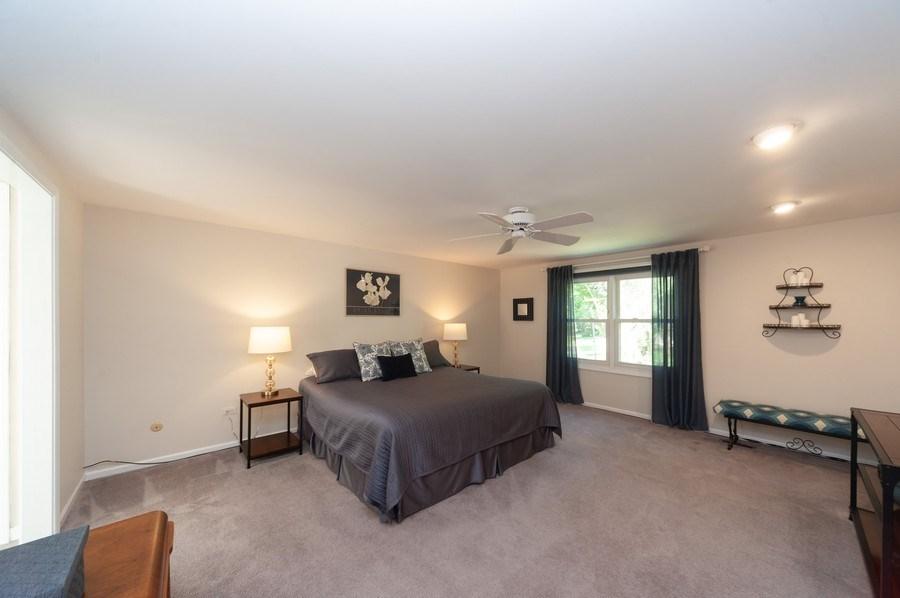 Real Estate Photography - 3027 N. Huntington Drive, Arlington Heights, IL, 60004 - Master Bedroom