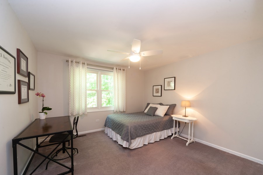 Real Estate Photography - 3027 N. Huntington Drive, Arlington Heights, IL, 60004 - 2nd Bedroom