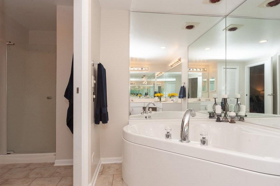Real Estate Photography - 3027 N. Huntington Drive, Arlington Heights, IL, 60004 - Master Bathroom