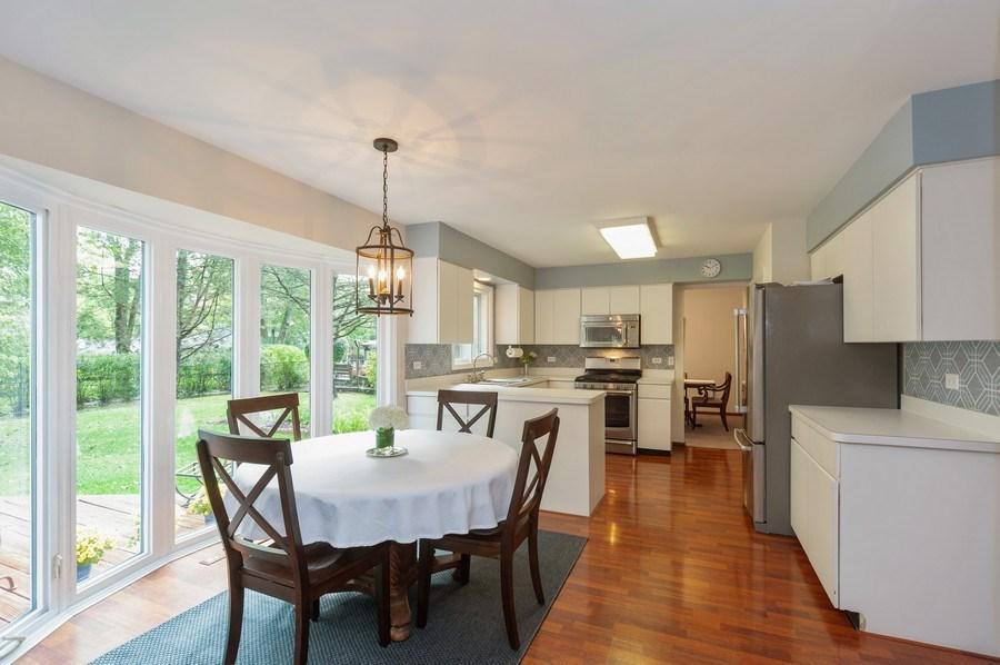 Real Estate Photography - 3027 N. Huntington Drive, Arlington Heights, IL, 60004 - Kitchen / Breakfast Room