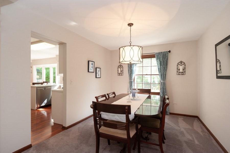Real Estate Photography - 3027 N. Huntington Drive, Arlington Heights, IL, 60004 - Dining Room