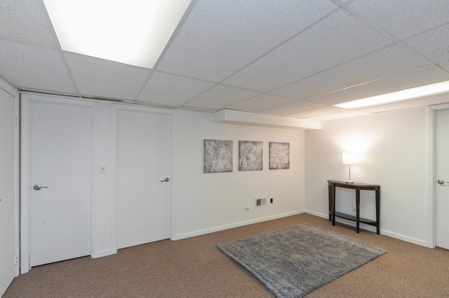 Real Estate Photography - 3027 N. Huntington Drive, Arlington Heights, IL, 60004 - Basement