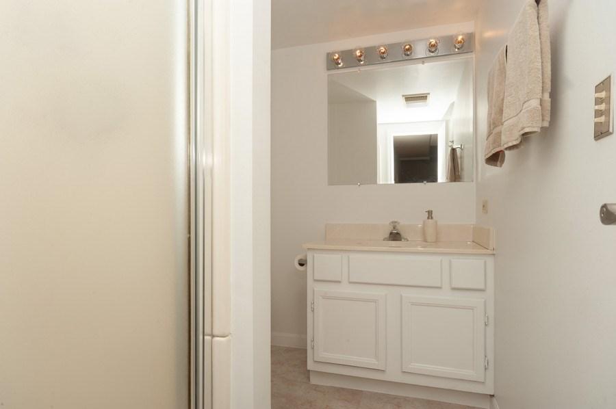 Real Estate Photography - 3027 N. Huntington Drive, Arlington Heights, IL, 60004 - 3rd (basement) bathroom