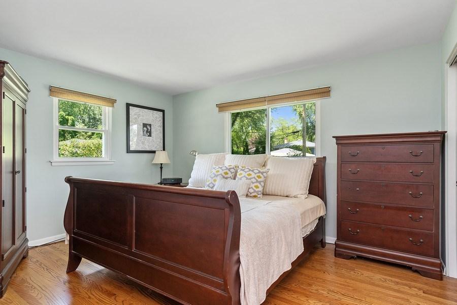 Real Estate Photography - 317 West Gartner Rd, Naperville, IL, 60540 - Master Bedroom