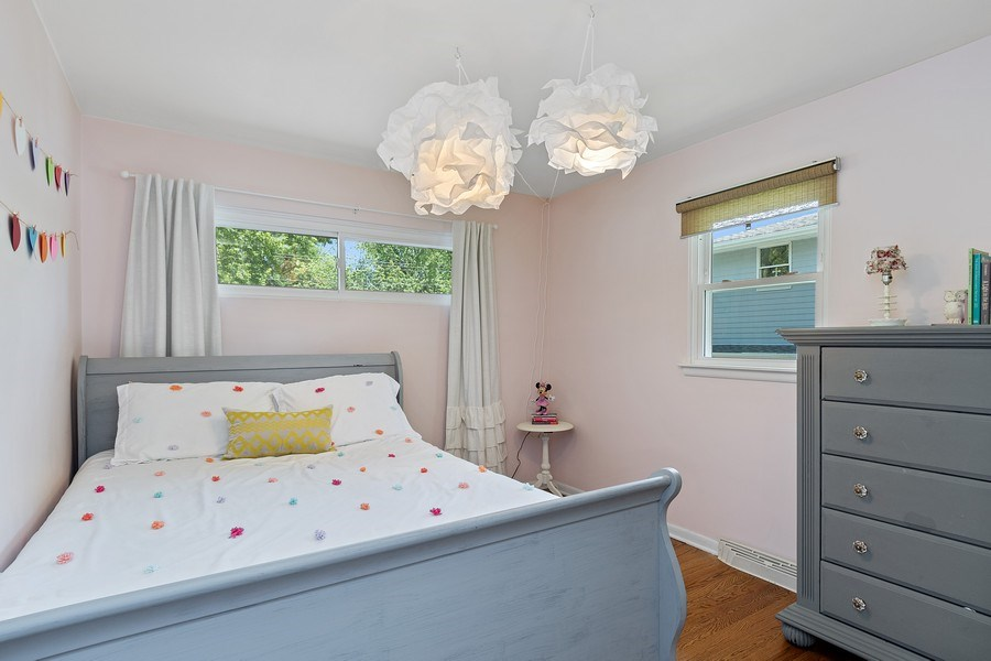 Real Estate Photography - 317 West Gartner Rd, Naperville, IL, 60540 - 2nd Bedroom