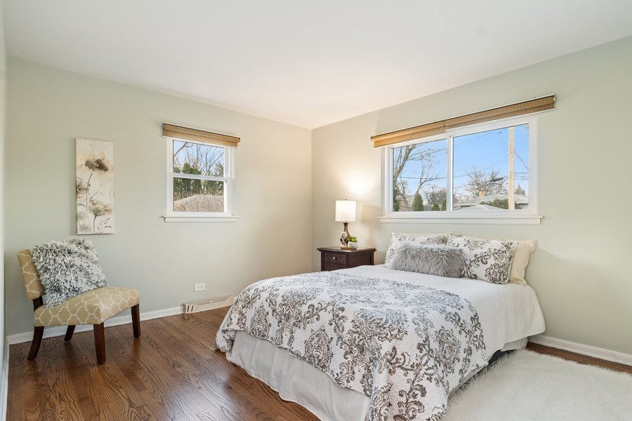 Real Estate Photography - 317 W Gartner Rd, Naperville, IL, 60540 - Master Bedroom