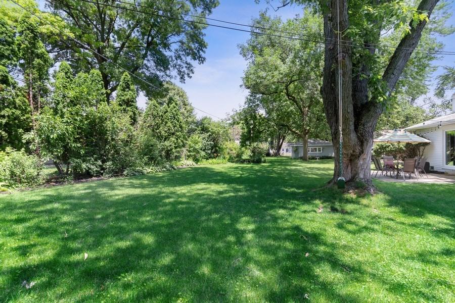 Real Estate Photography - 317 West Gartner Rd, Naperville, IL, 60540 - Back Yard