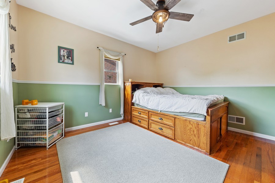 Real Estate Photography - 3517 Park Avenue, Brookfield, IL, 60513 - 2nd Bedroom