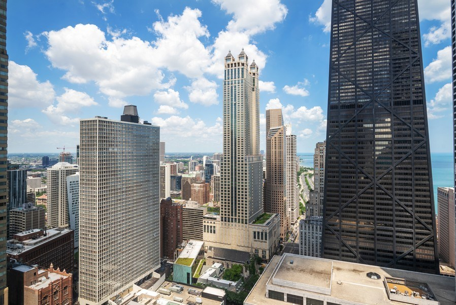 Real Estate Photography - 161 E Chicago, 34H, Chicago, IL, 60611 - View