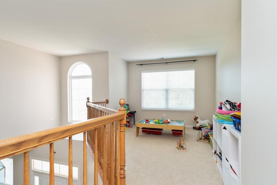 Real Estate Photography - 1834 Heather, Bolingbrook, IL, 60490 - Loft