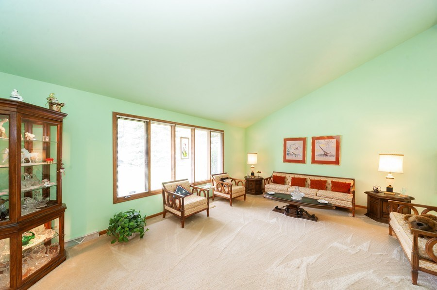 Real Estate Photography - 1212 W. Vine Street, Arlington Heights, IL, 60005 - Living Room