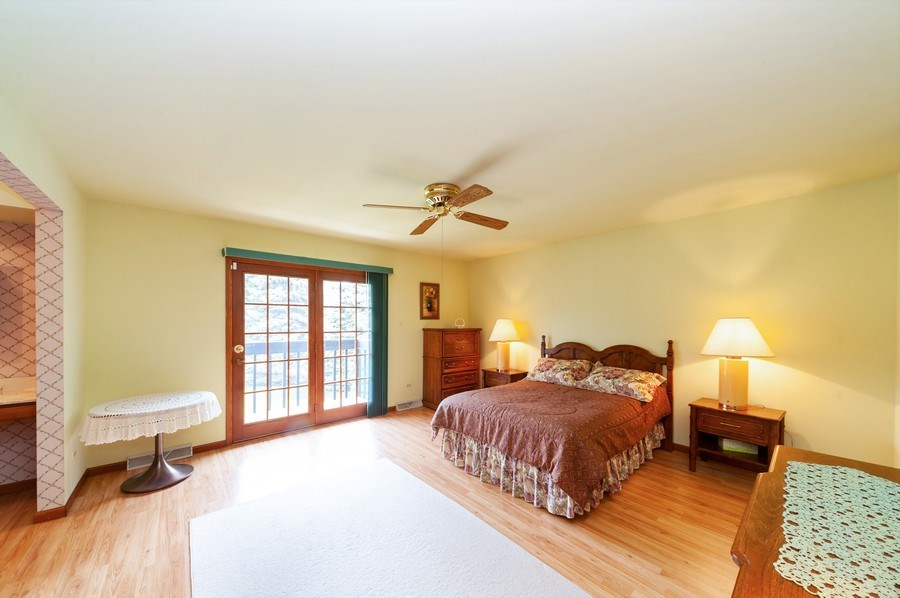 Real Estate Photography - 1212 W. Vine Street, Arlington Heights, IL, 60005 - Master Bedroom