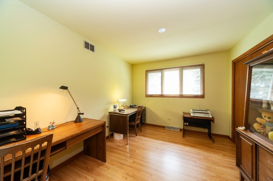 Real Estate Photography - 1212 W. Vine Street, Arlington Heights, IL, 60005 - 2nd Bedroom