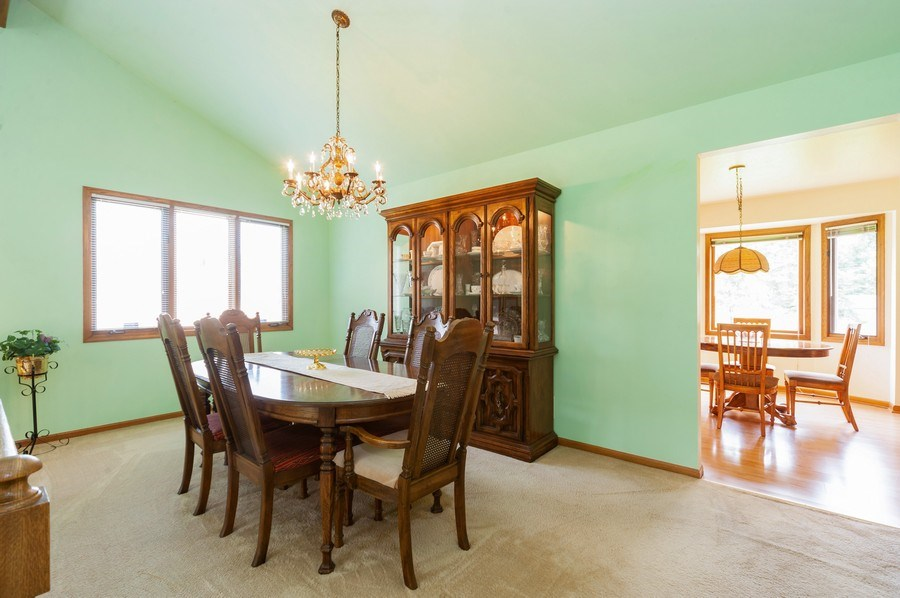 Real Estate Photography - 1212 W. Vine Street, Arlington Heights, IL, 60005 - Dining Room