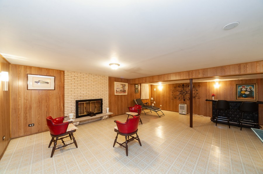 Real Estate Photography - 1212 W. Vine Street, Arlington Heights, IL, 60005 - Basement