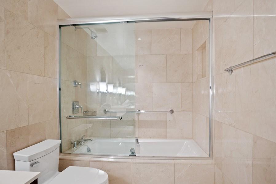 Real Estate Photography - 161 E. CHICAGO Avenue, Unit 37A, Chicago, IL, 60611 - Master Bathroom