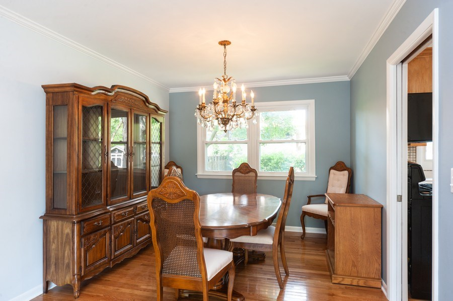 Real Estate Photography - 210 E. Maude Avenue, Arlington Heights, IL, 60004 - Dining Room