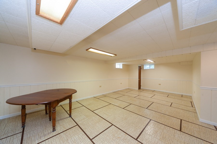 Real Estate Photography - 210 E. Maude Avenue, Arlington Heights, IL, 60004 - Basement