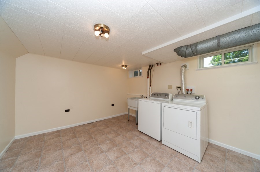 Real Estate Photography - 210 E. Maude Avenue, Arlington Heights, IL, 60004 - Laundry Room