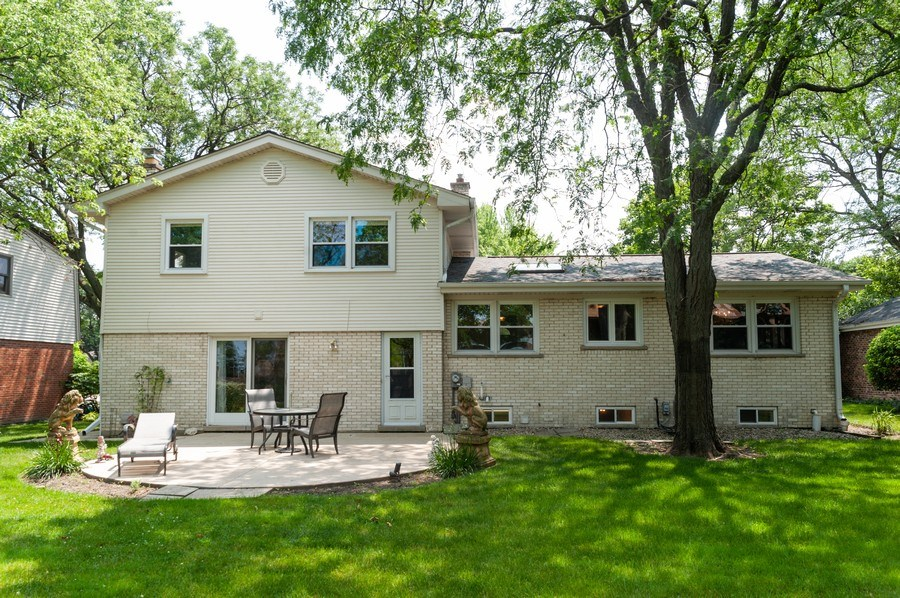 Real Estate Photography - 210 E. Maude Avenue, Arlington Heights, IL, 60004 - Rear View