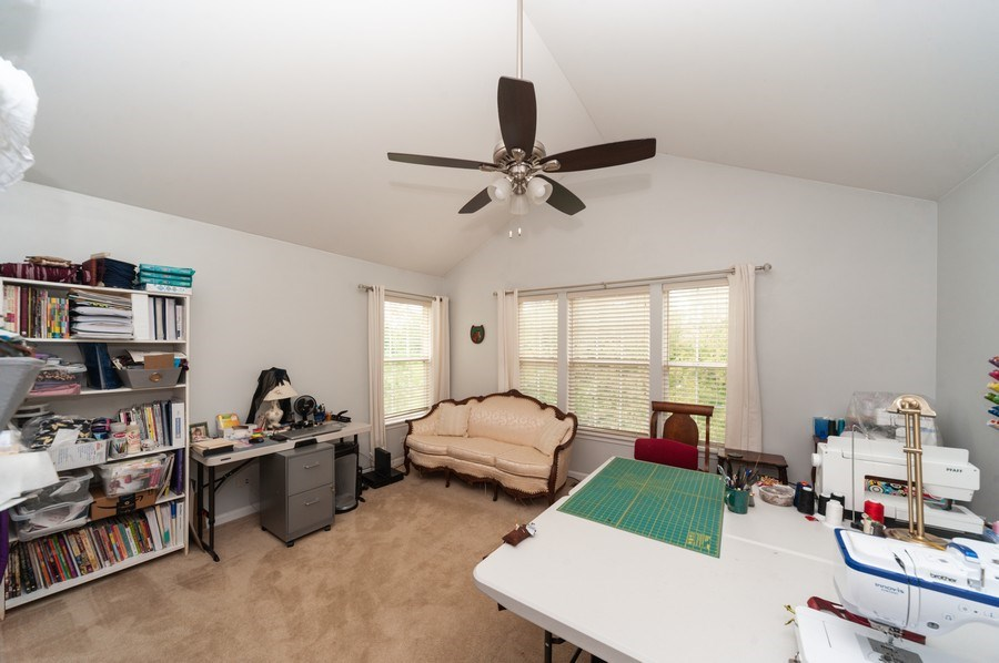 Real Estate Photography - 2748 N. Greenwood Avenue, Arlington Heights, IL, 60004 - Master Bedroom