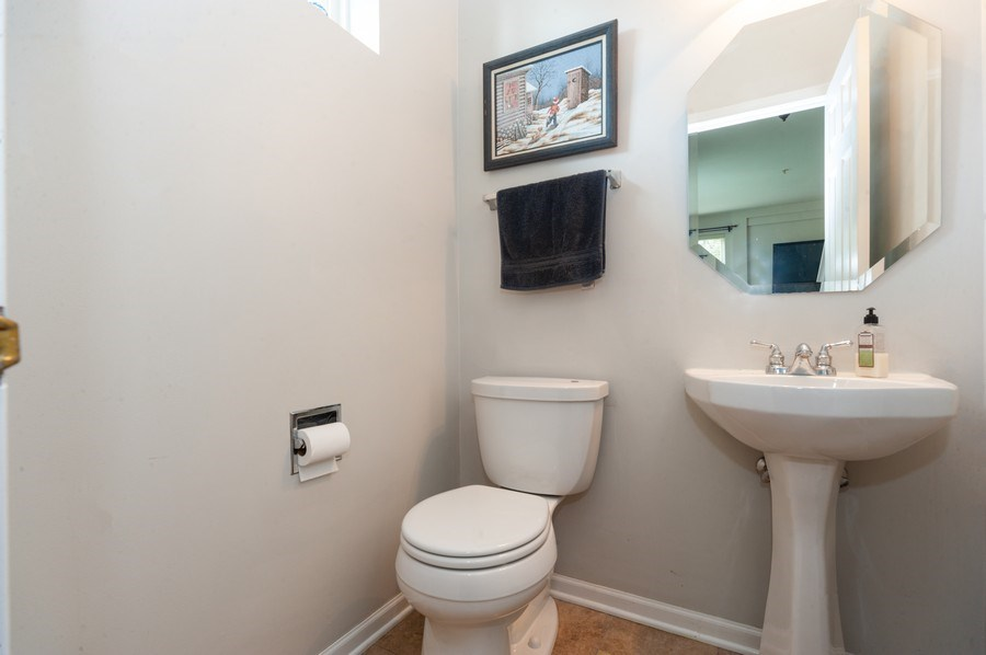 Real Estate Photography - 2748 N. Greenwood Avenue, Arlington Heights, IL, 60004 - 2nd Bathroom