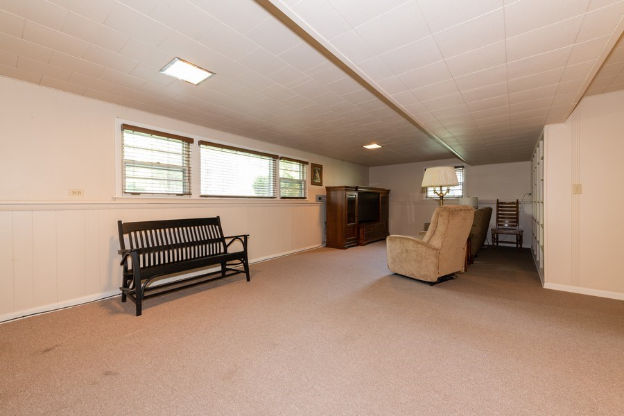 Real Estate Photography - 313 West Gartner Rd, Naperville, IL, 60540 - Basement