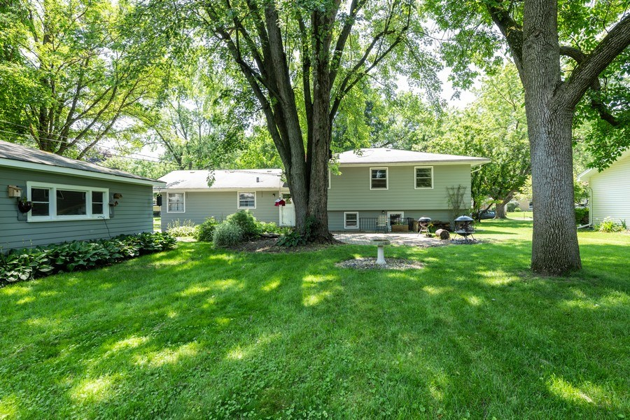 Real Estate Photography - 313 West Gartner Rd, Naperville, IL, 60540 - Rear View