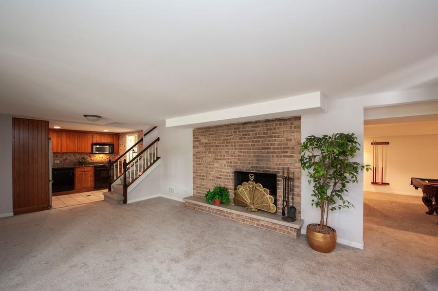Real Estate Photography - 28812 W. Park Drive, Barrington, IL, 60010 - Basement