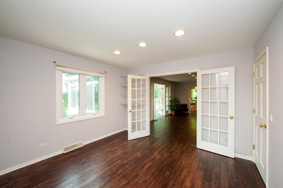 Real Estate Photography - 28812 W. Park Drive, Barrington, IL, 60010 - Office