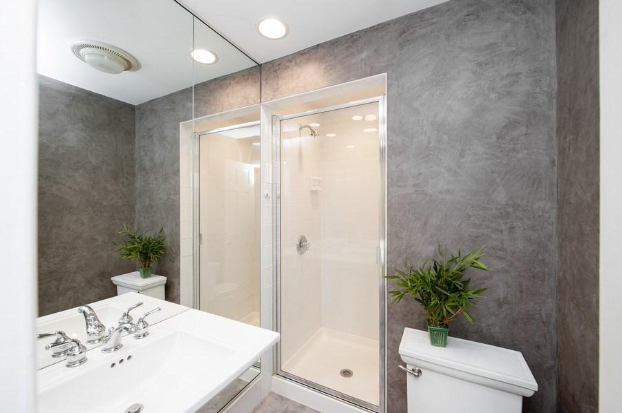Real Estate Photography - 28812 W. Park Drive, Barrington, IL, 60010 - 2nd Bathroom