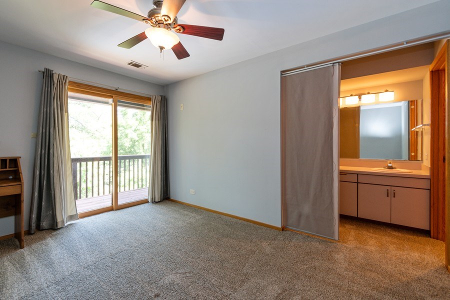 Real Estate Photography - 19641 Woodside Drive, New Lenox, IL, 60451 - 2nd Bedroom
