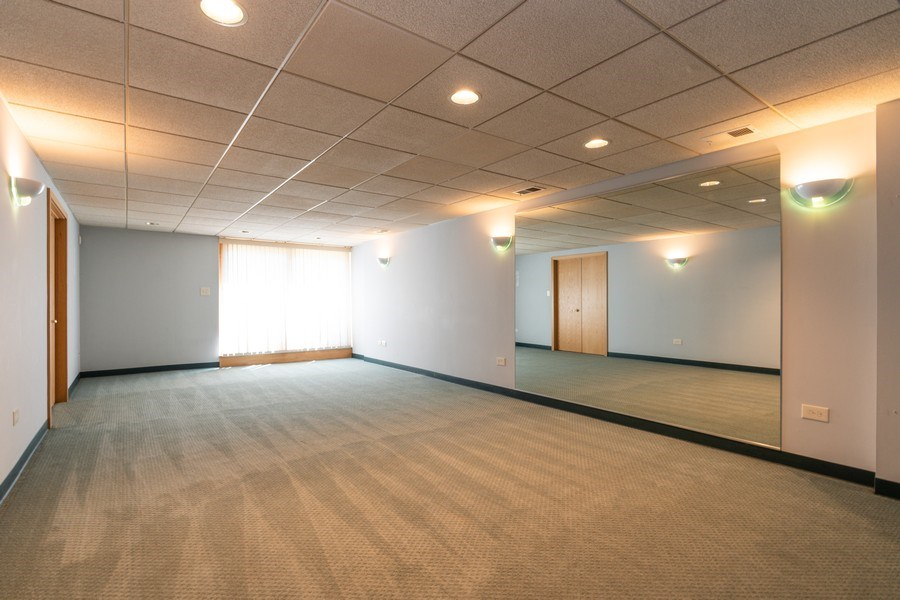 Real Estate Photography - 19641 Woodside Drive, New Lenox, IL, 60451 - Recreational Room