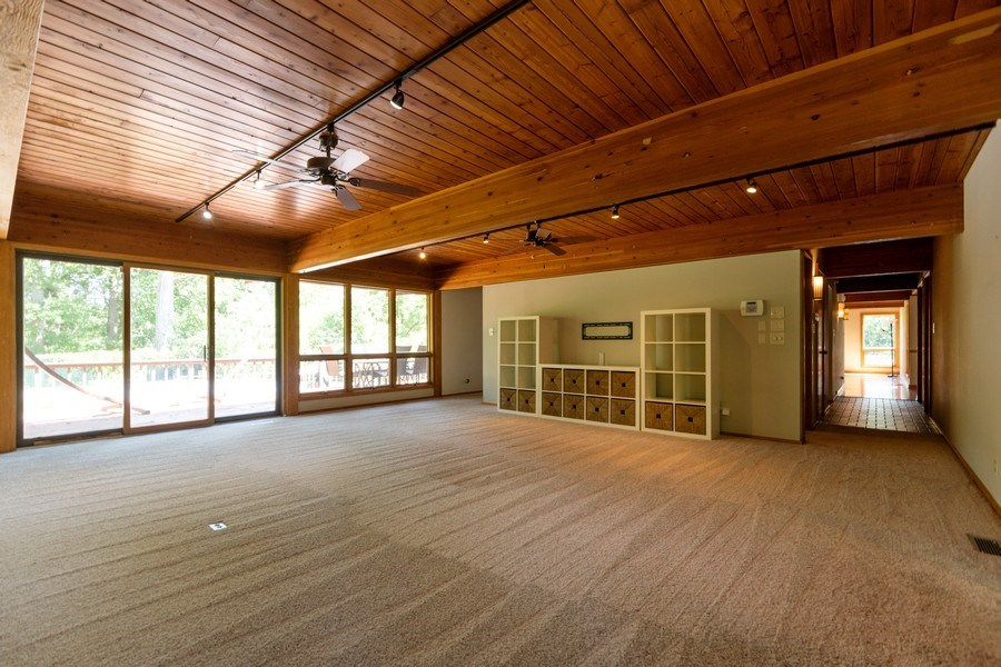 Real Estate Photography - 19641 Woodside Drive, New Lenox, IL, 60451 - Family Room