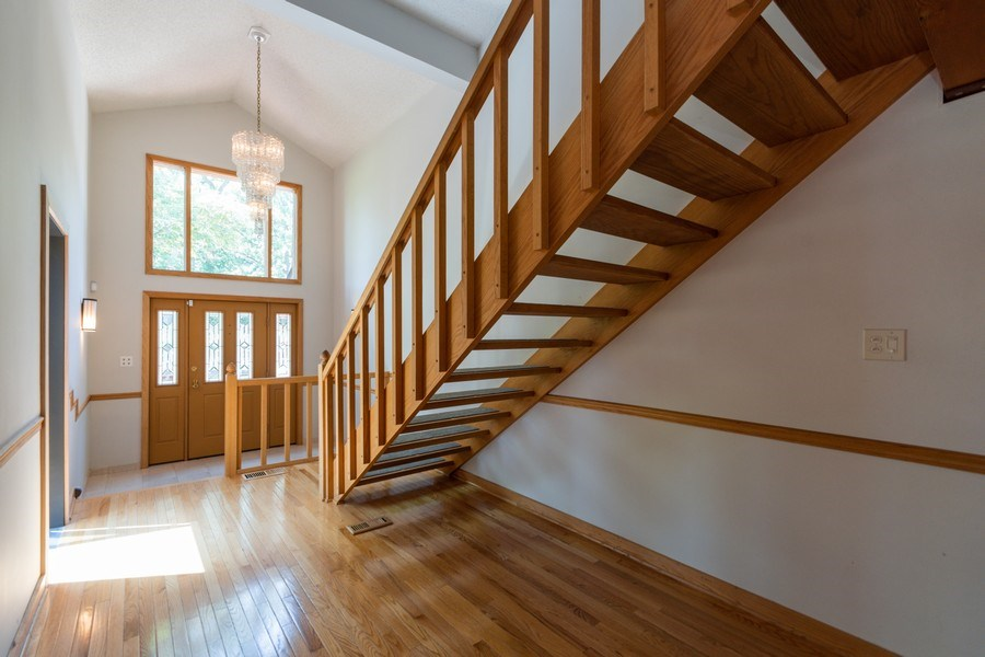 Real Estate Photography - 19641 Woodside Drive, New Lenox, IL, 60451 - Foyer