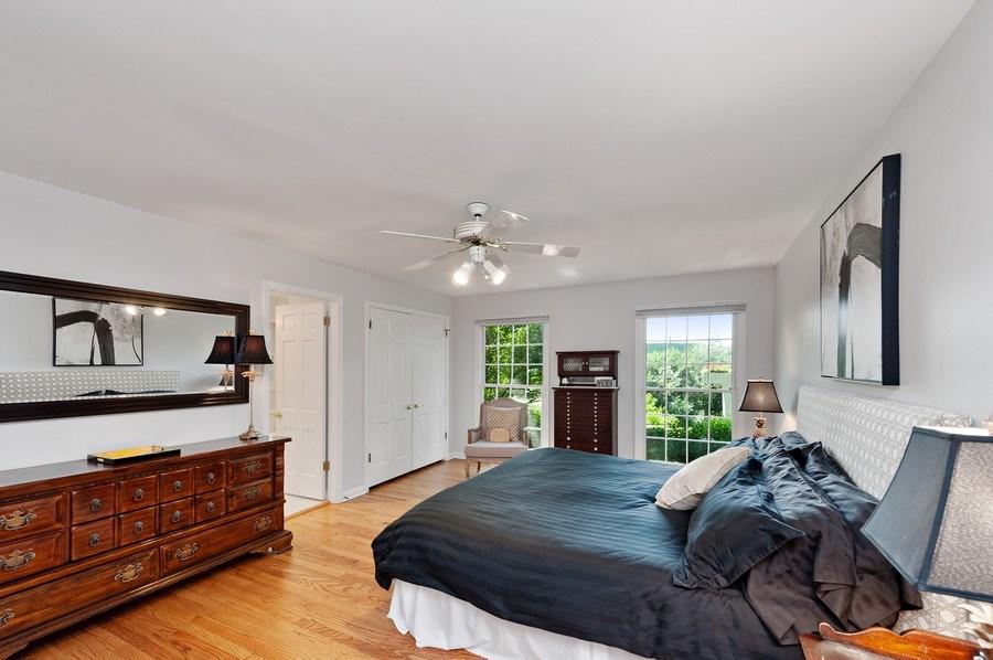 Real Estate Photography - 1141 Oak Ridge Circle, Barrington, IL, 60010 - Master Bedroom