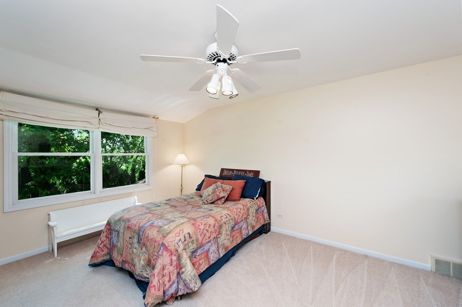 Real Estate Photography - 1141 Oak Ridge Circle, Barrington, IL, 60010 - 3rd Bedroom