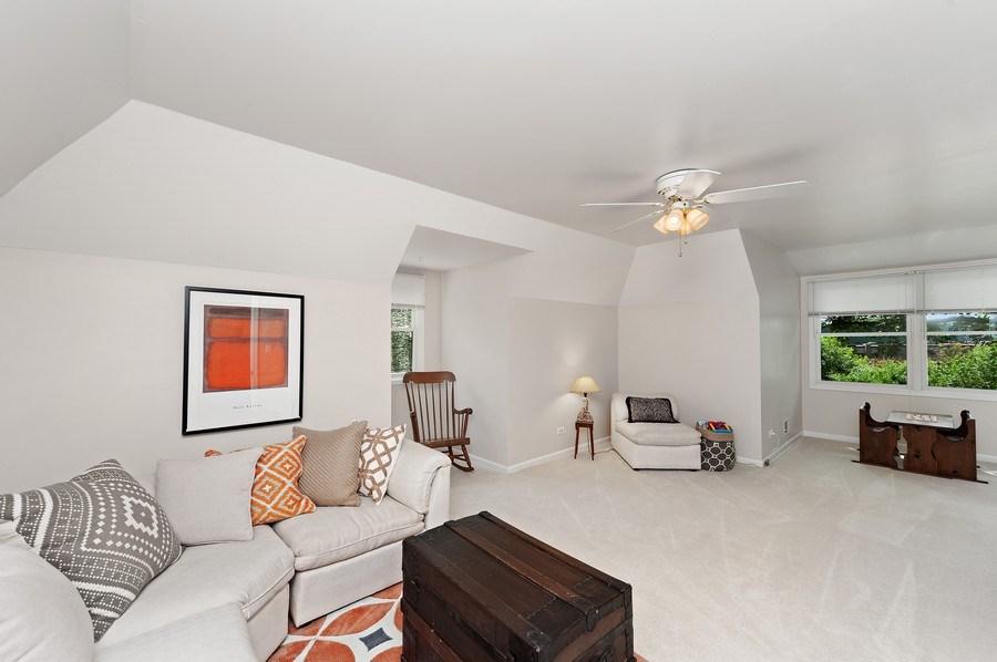 Real Estate Photography - 1141 Oak Ridge Circle, Barrington, IL, 60010 - Bonus Room